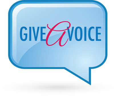 Give-a-voice-logo