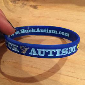 "The ""Buck Autism"" Bracelet is Here"