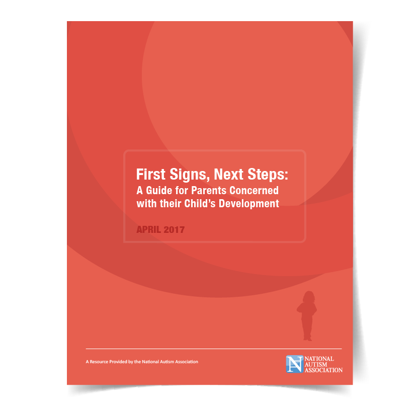 Naa Has Created The First Signs Next Steps Toolkit To Help Parents Who Are Concerned With Their Childs Development And Guide Them Through Assessment